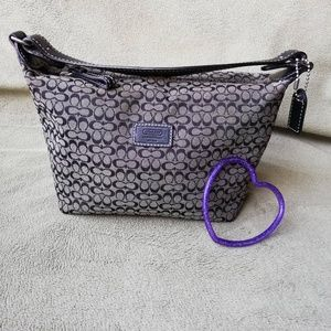 COACH authentic small hand bag